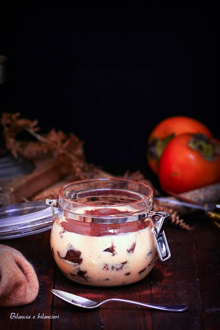 Tiramis vegan con yogurt di soia e cachi persimon for Cachi persimon