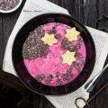 Polenta porridge alla rapa rossa