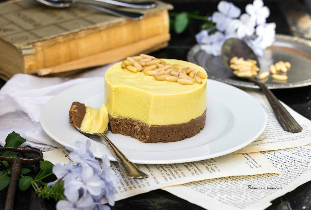Cheesecake torta della nonna