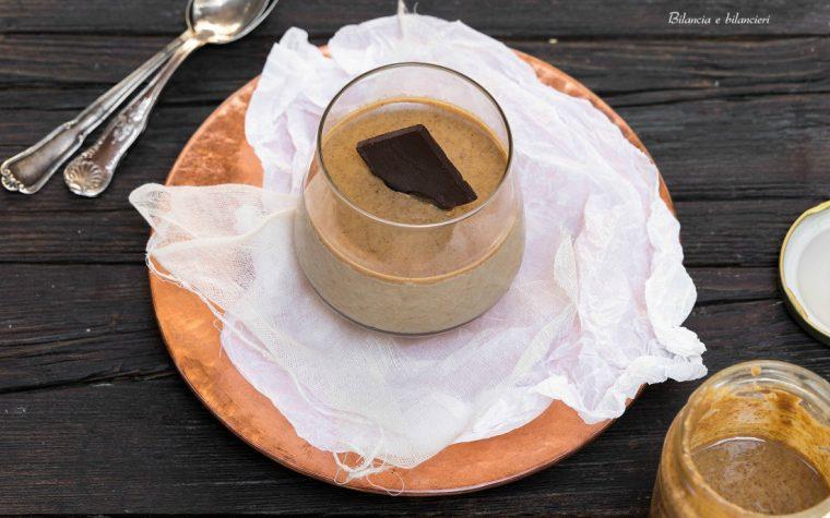 Budino proteico alla vaniglia