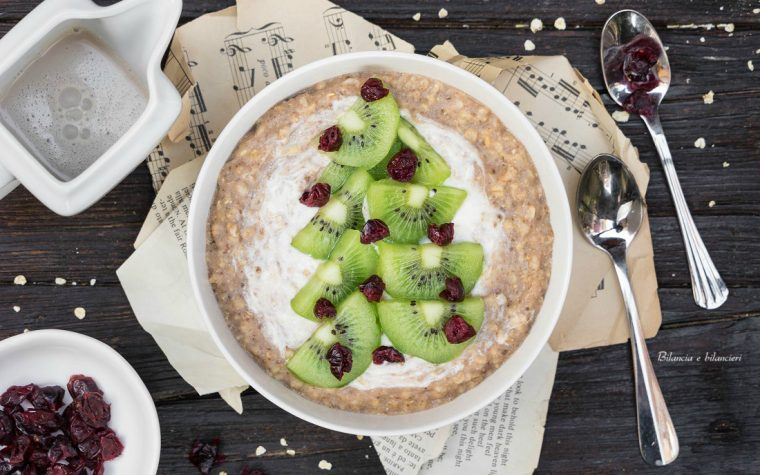 Porridge di Natale