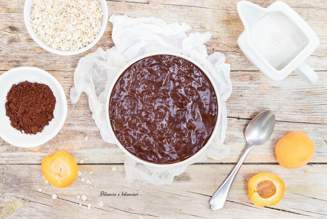 Overnight Porridge alla torta Sacher