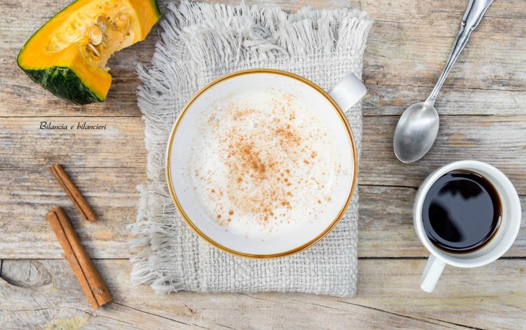 Cappuccino proteico alla zucca