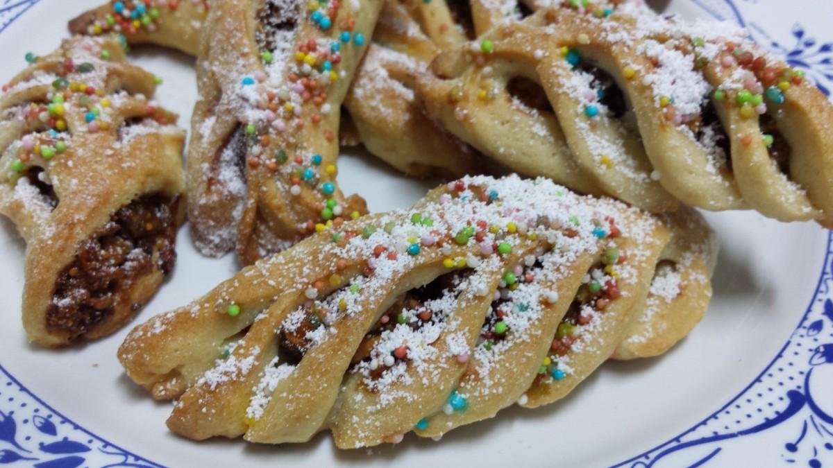 ricerca ricette con dolci siciliani ai fichi