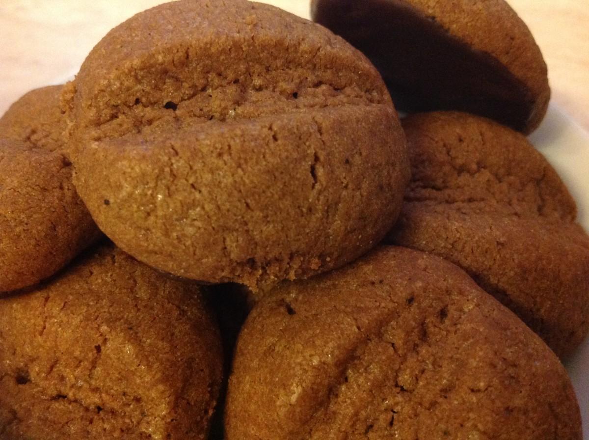 Biscotti al Caffè, i miei Chicchi
