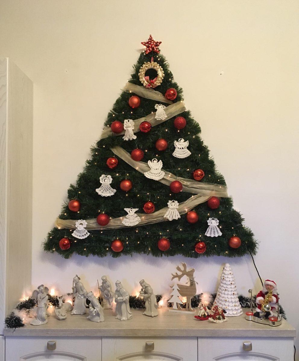 Alberi Di Natale Alternativi Foto.Albero Di Natale Alternativo Bimby Con Rox