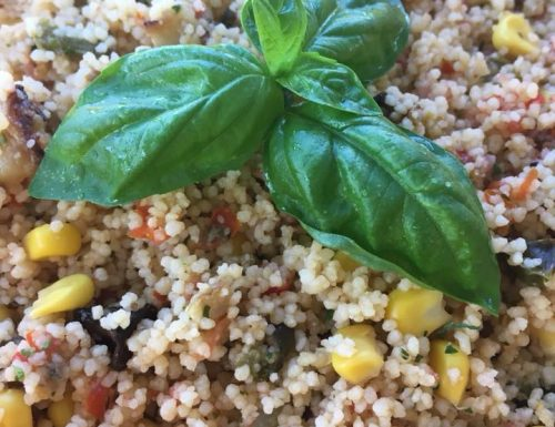 Tabulè Vegetariano