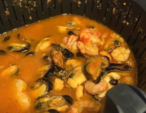 Zuppa di Pesce semplice