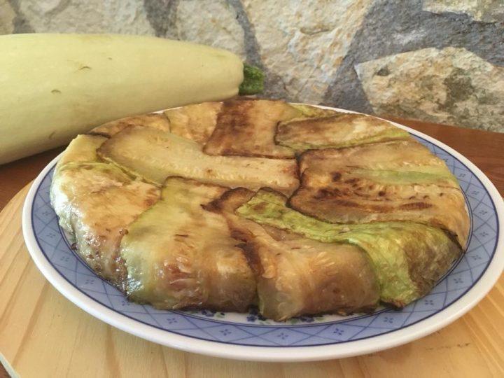 Timballo di Zucchine