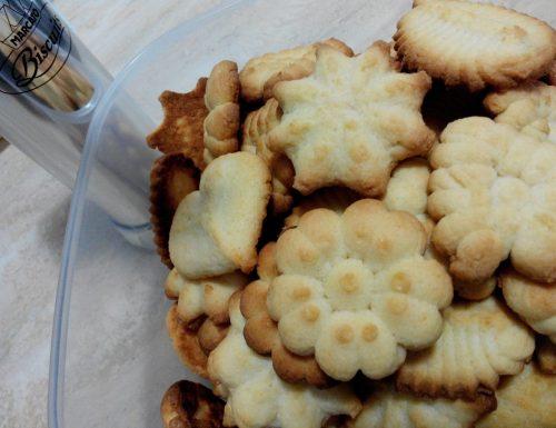 Biscotti Sparati