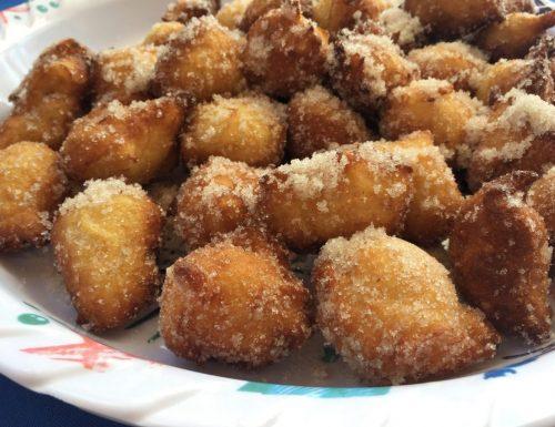 Sfinci di Prescia, ricetta tipica Siciliana