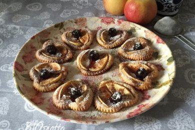 Cuor di mela con guava mela e cannella