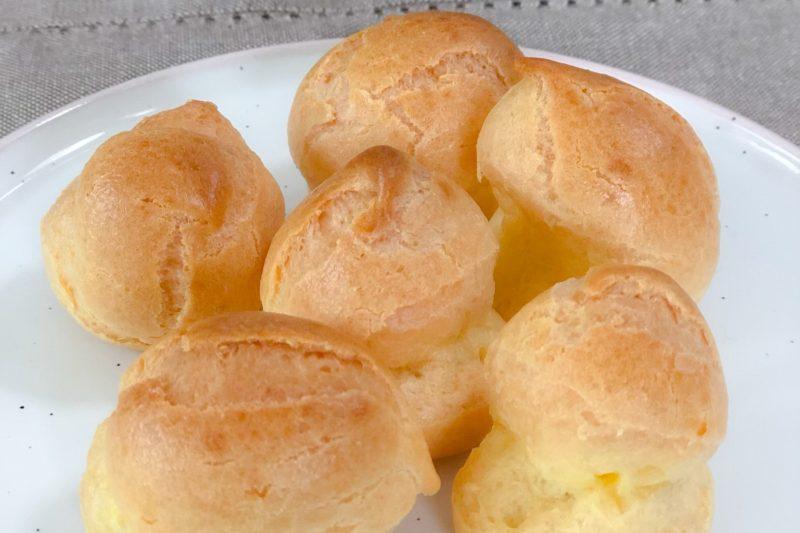 Pasta choux per bignè ed eclaires perfetti (ricetta con e senza Bimby)