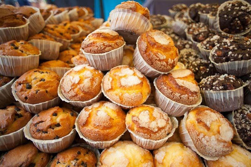 raccolte muffin
