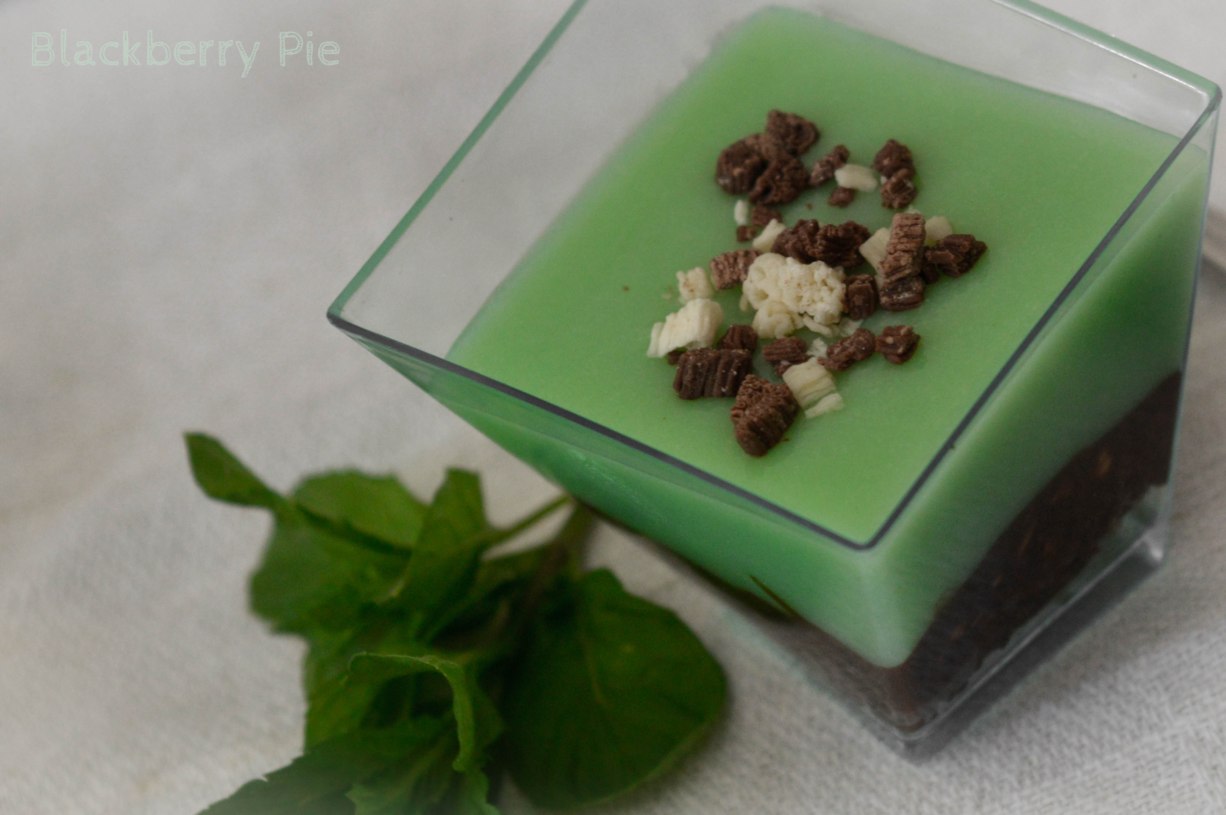 Coppa after eight