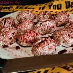Cervelletti dolci - ricetta di Halloween