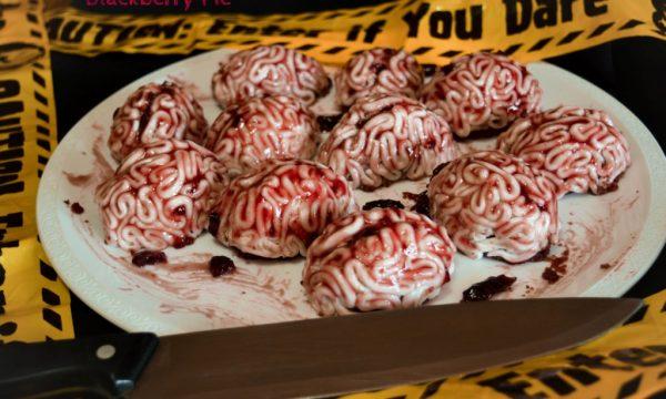 Cervelletti dolci – ricetta di Halloween