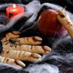 Dita della strega - ricetta di Halloween