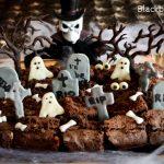 Dolce cimitero - ricetta di Halloween