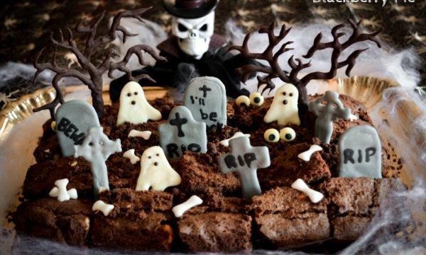 Dolce cimitero – ricetta di Halloween