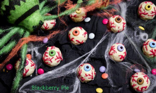 Occhi insanguinati – ricetta di Halloween