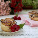 Roselline di mele e sfoglia