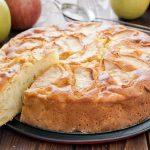 Torta di mele extra soffice