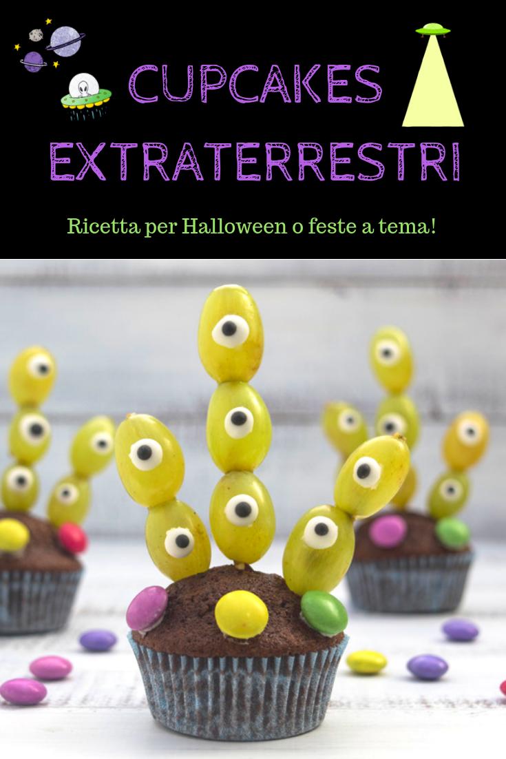 cupcakes extraterrestri