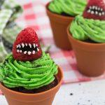Dolci piante carnivore - ricetta di Halloween