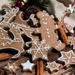 Biscotti alla cannella con glassa di zucchero