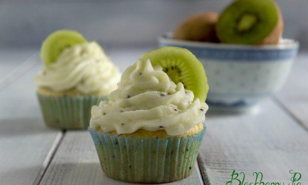 Cupcakes ai kiwi