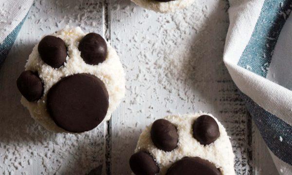Cupcakes orme di orso polare!