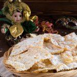 Crostoli o galani - ricetta tradizionale veneta