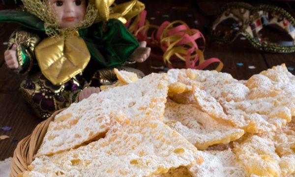 Crostoli o galani – ricetta tradizionale veneta