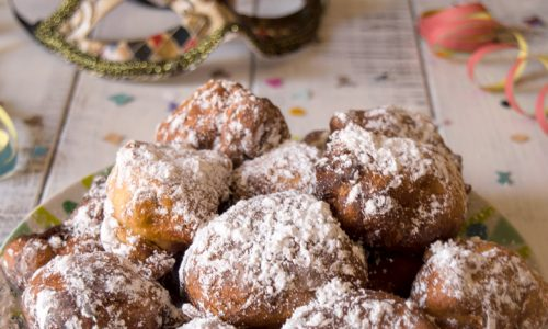 Fritole veneziane – ricetta tradizionale