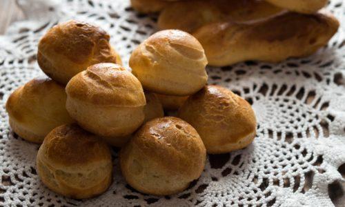 Pasta Choux – ricetta originale francese