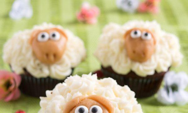 Cupcakes Pecorelle al Mou
