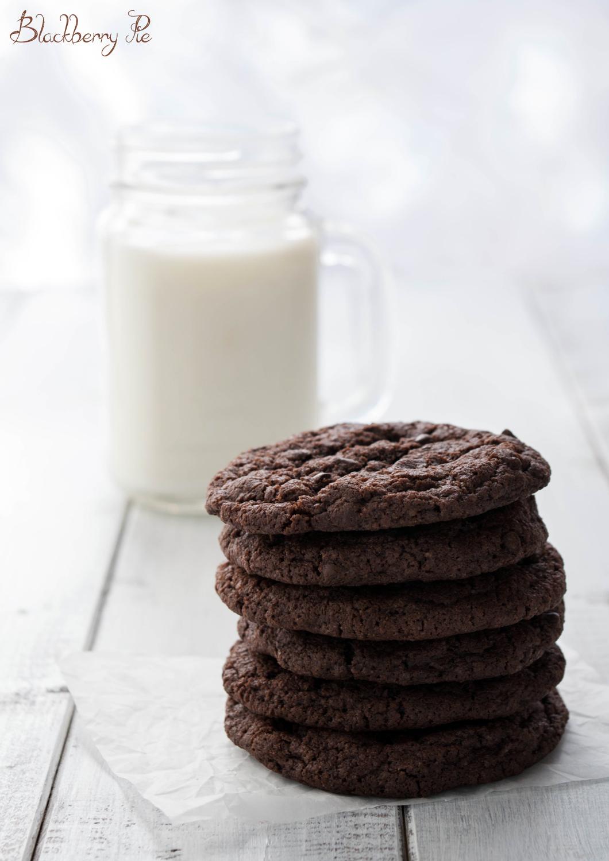 cookies al cioccolato senza uova