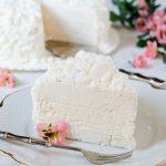Torta meringata aromatizzata al Marsala - ricetta classica