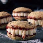Denti di Dracula - ricetta di halloween
