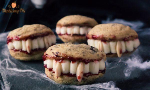 Denti di Dracula – ricetta di halloween