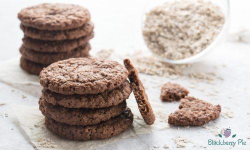 Biscotti avena e Nutella