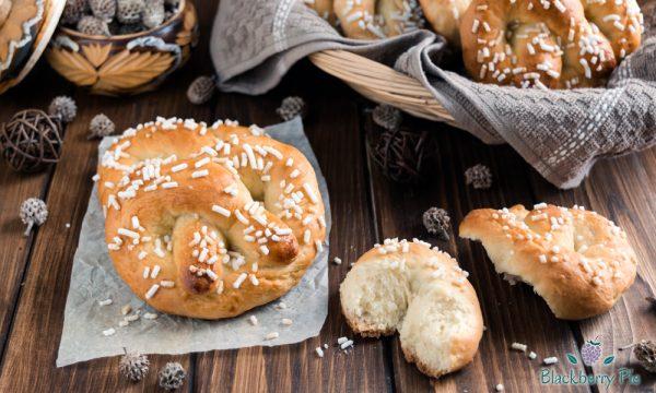 Martinsbrezel o Pretzel di San Martino – ricetta tedesca