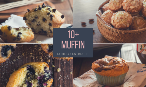 Ricette Muffin dolci in tante golose varianti