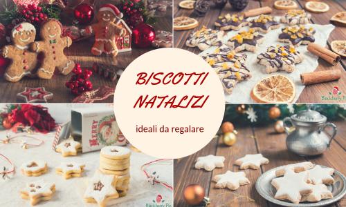 Biscotti natalizi – ricette da regalare