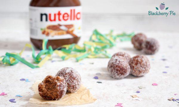 Castagnole alla Nutella – ricetta di Carnevale