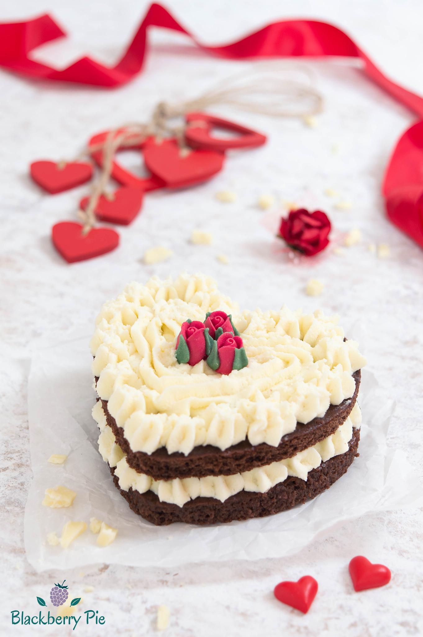dolce di san valentino monoporzione