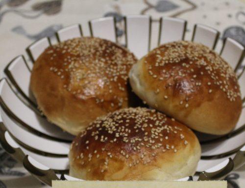 I panini di cena messinesi-Ricetta con Bimby