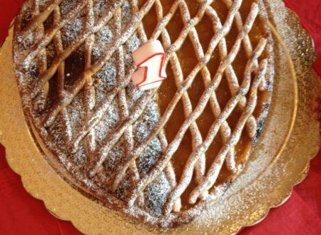 Crostata di Marmellata ricetta dolce