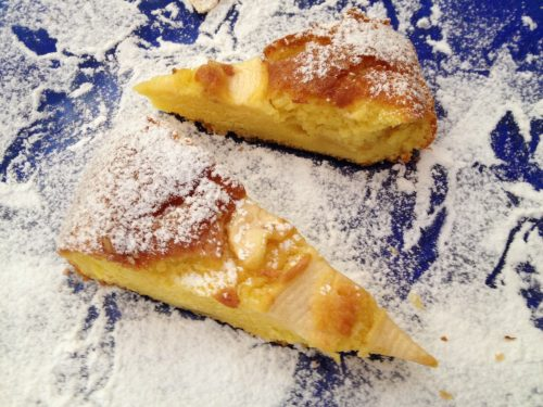 Torta di  Mele Morbida ricetta dolce
